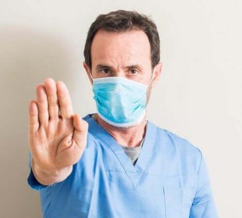 風邪とインフルエンザの主な違い