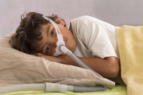 子どもにおける閉塞性睡眠時無呼吸症候群について