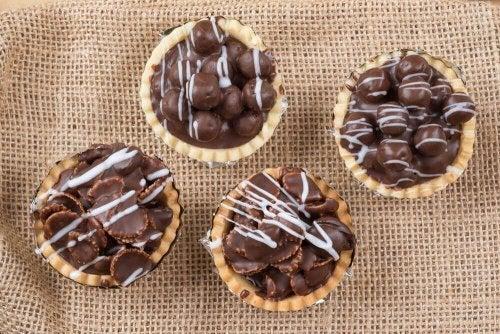 驚くほど美味しい!チョコレートタルトの作り方とは?