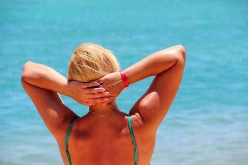 熱疲労に効果的な4つの自然療法