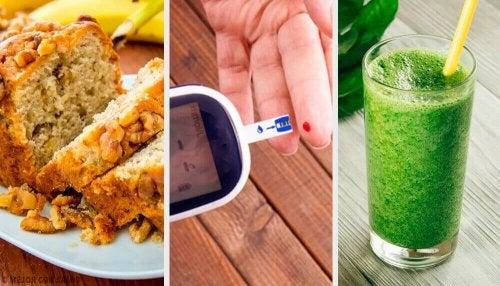 糖尿病患者のためのレシピ4選