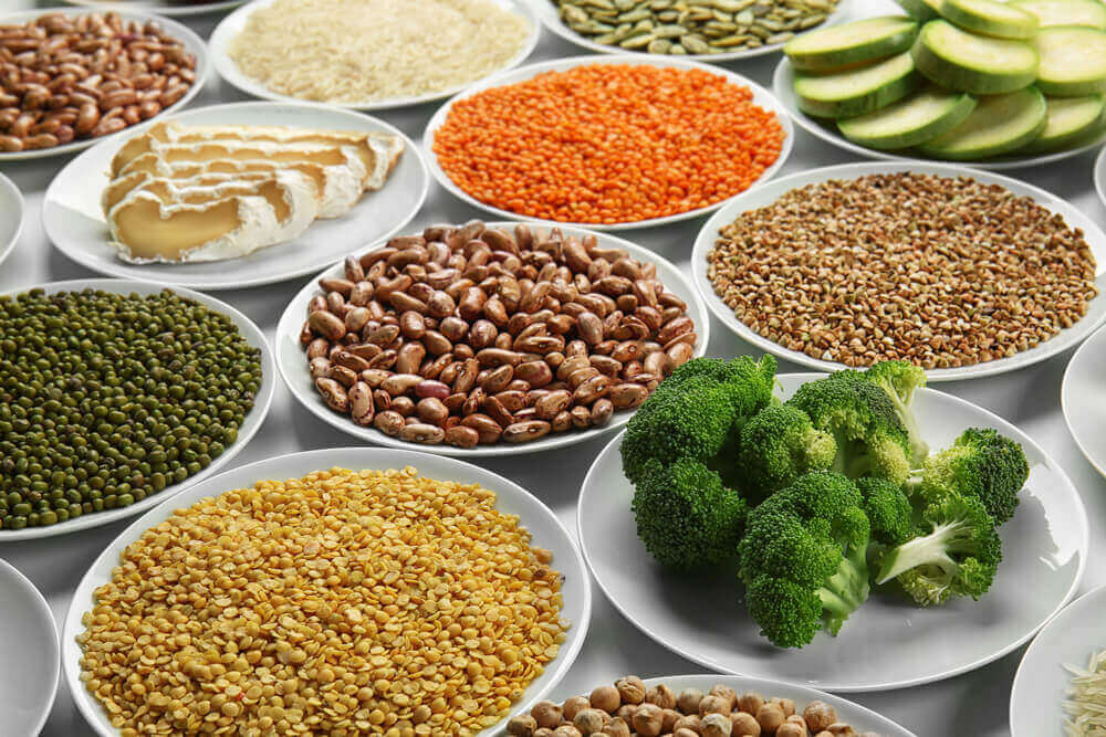 栄養素を減らすことなくベジタリアンダイエット