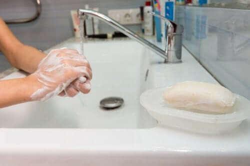 残った石鹸を最大限に活用する方法