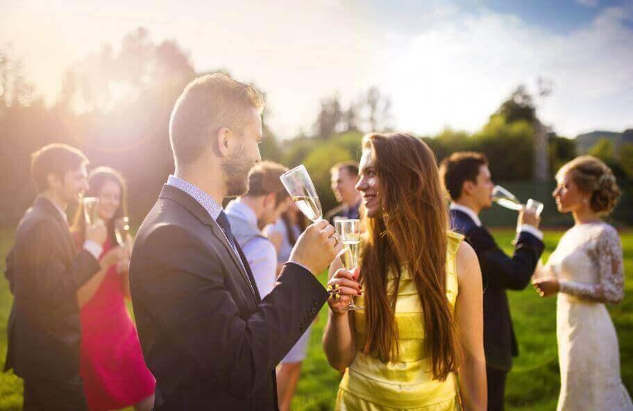 結婚式の費用を節約