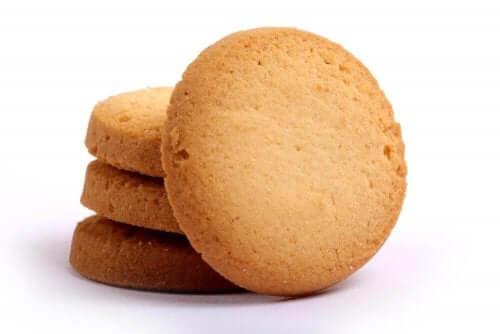 クリームクッキーレシピ