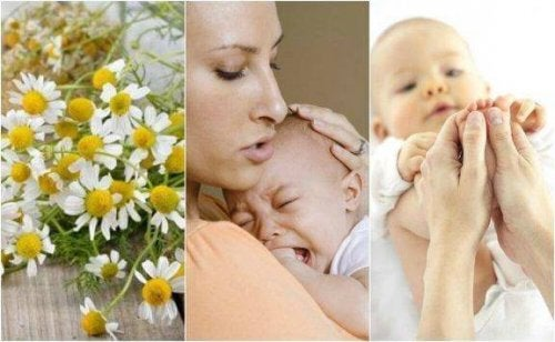 赤ちゃんの夜泣きに効く自然療法5つ