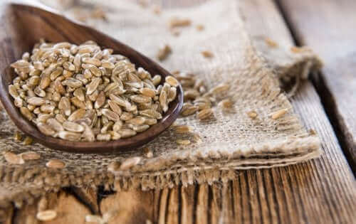スペルト小麦の利点