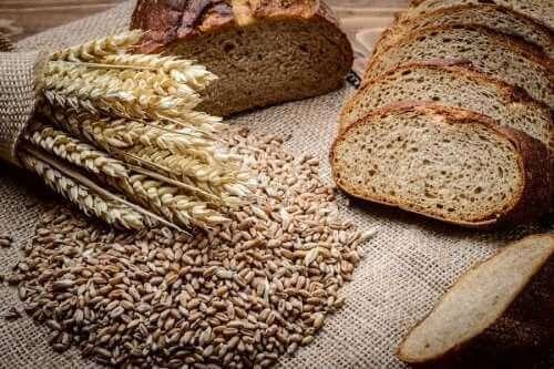 ライ麦とスピルト小麦のパンのレシピ