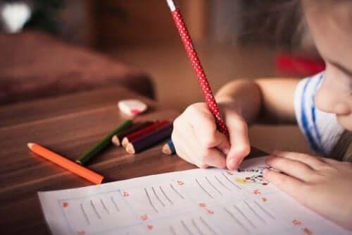 親子で一緒に書き方を覚える時に大切なこと