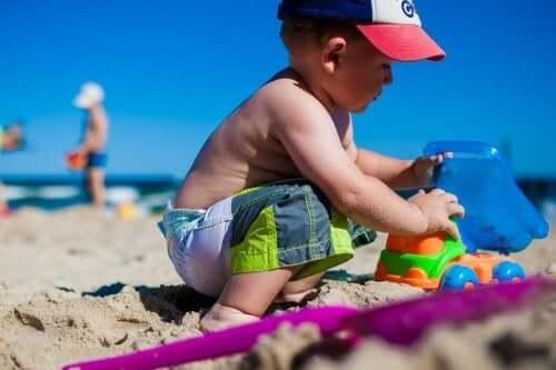 子供と海に出かける時の注意点