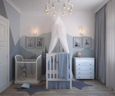 子供の寝室にぴったりの4色をご紹介