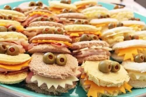 子供が喜ぶ美味しい食事