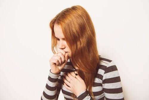 ローズマリーに含まれる咳の緩和作用