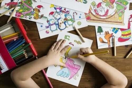 絵を描くこと:子供にとっての8つの利点とは