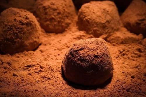 自家製チョコレートトリュフの作り方
