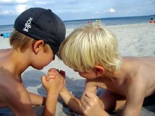 子供と海で楽しい時間を過ごすために