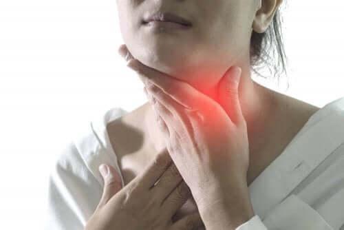 咽頭炎の症状を緩和する5つの自然療法