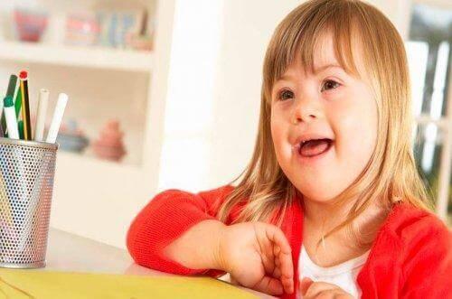 ダウン症の子どもを育てるということ