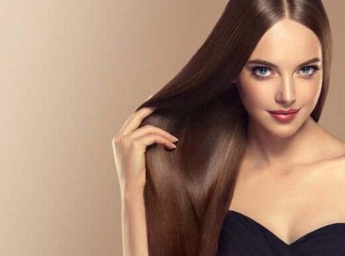 美しく輝く髪を手に入れよう