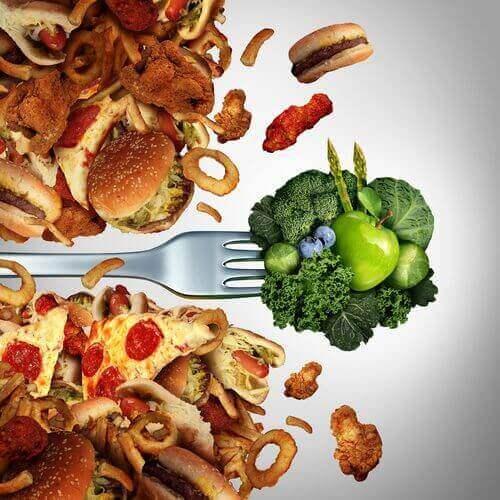 2型糖尿病患者が避けるべき食品