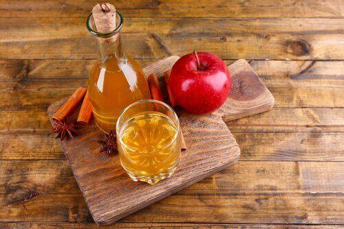リンゴ酢 ヘルニア