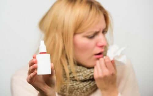 経鼻投与について