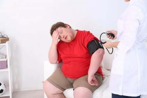 肥満と熱性疲労