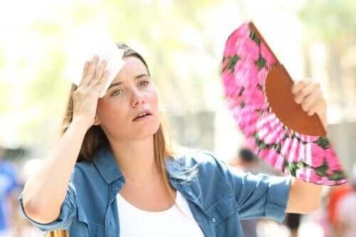 熱性疲労の原因と対処方法