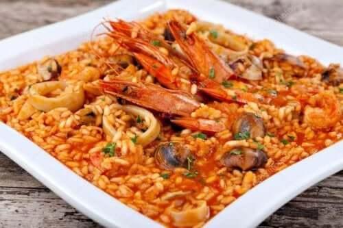 ふわふわとした食感が人気!海老ライスのレシピ スープ