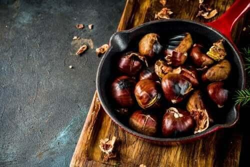 秋の味覚!栗を使った美味しいレシピ4選