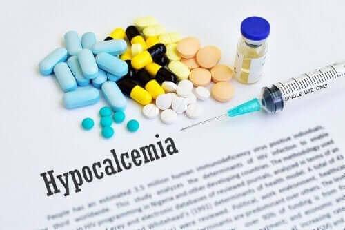 低カルシウム血症の症状とその治療法