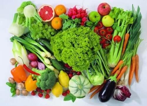 健康的な離乳食をつくるためのアドバイス 果物と野菜