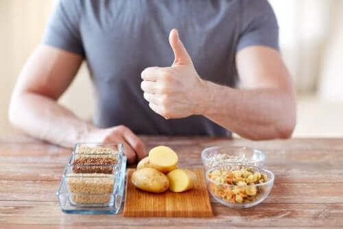 もう太らない!ぜひ食べるべき健康的な炭水化物 じゃがいもと男性