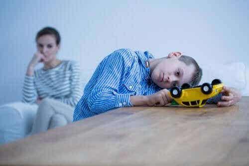 子どもの精神疾患とその症状