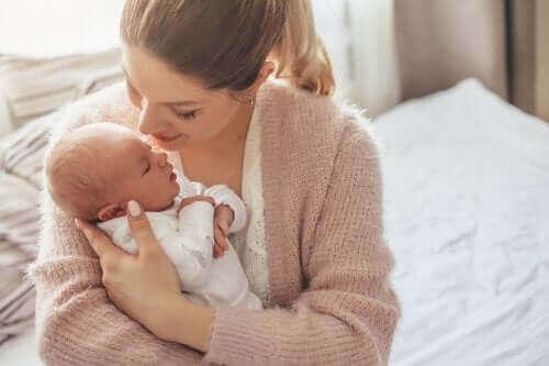 出産後の物忘れ 赤ちゃん