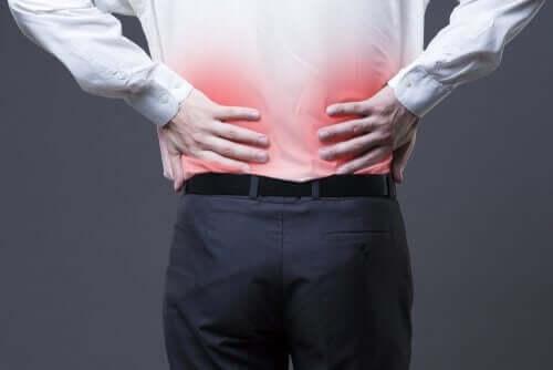 腰痛を改善 生活の質