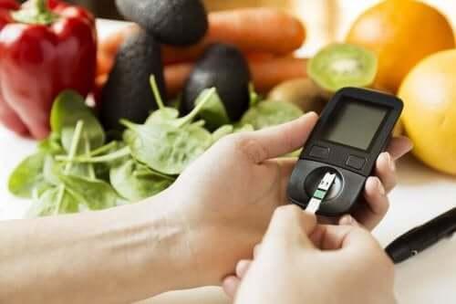 食事計画に役立つグリセミック指数の活用法 GI指数を測定