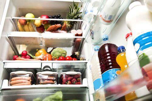 食品の加工方法が栄養価に与える影響 冷蔵庫