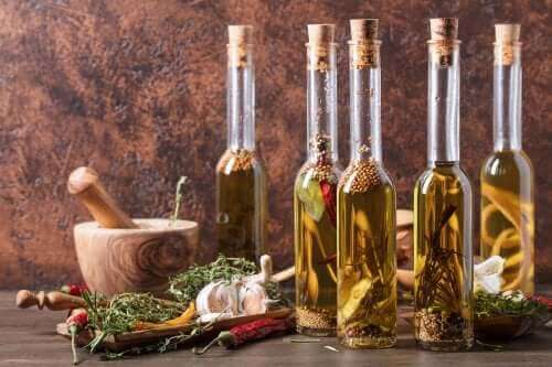 健康への高い効果が期待できる植物油4種