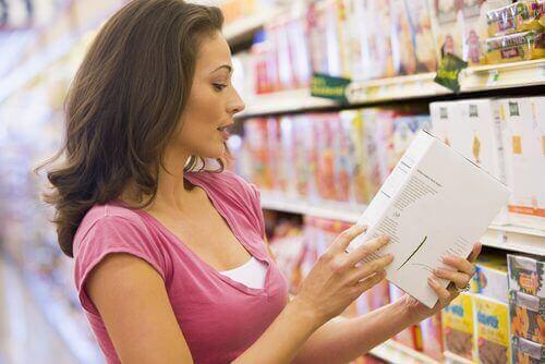 栄養強化食品とは 買い物