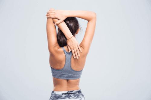 下垂肩症候群を直す 姿勢
