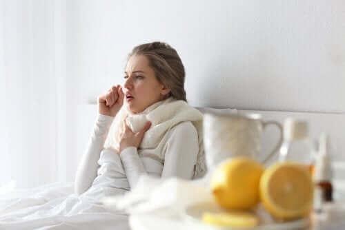 薬を飲まずに風邪を治す方法