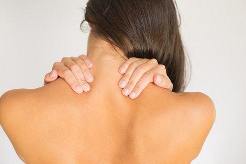 下垂肩症候群 背中