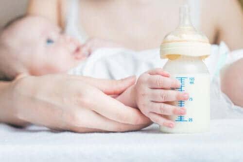 赤ちゃんとお腹のガス