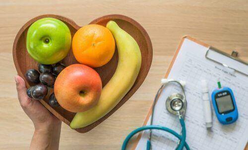 糖尿病患者におすすめ!食生活の改善方法 果物