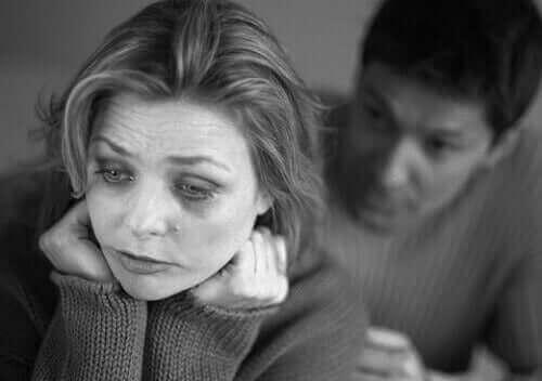 メンタルヘルスと無オルガズム症の関係 争いが絶えない二人