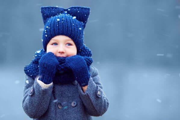 子どもの低体温症