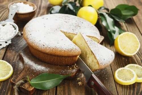 美味しいジンジャーケーキの作り方 レモン蜂蜜