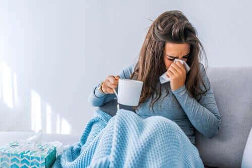 インフルエンザの症状と体への影響