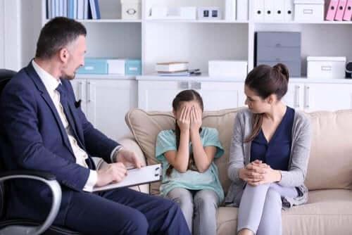 反抗挑戦性障害の子どものセラピー